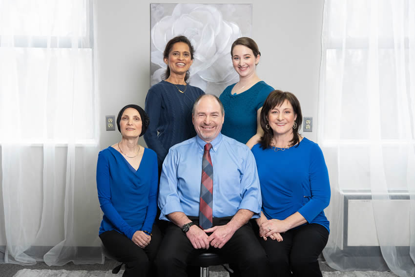 Therapists at Ortho PT of NOVA